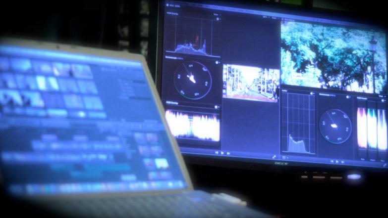 Final Cut Pro X : Second Display